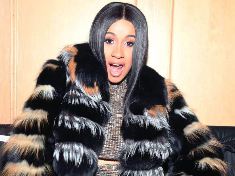 "Cardi B A Co-Anfitrión De ""The Tonight Show Starring Jimmy Fallon"""