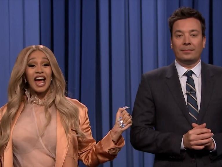 """Cardi B Lleva Más De """"The Tonight Show"""""""