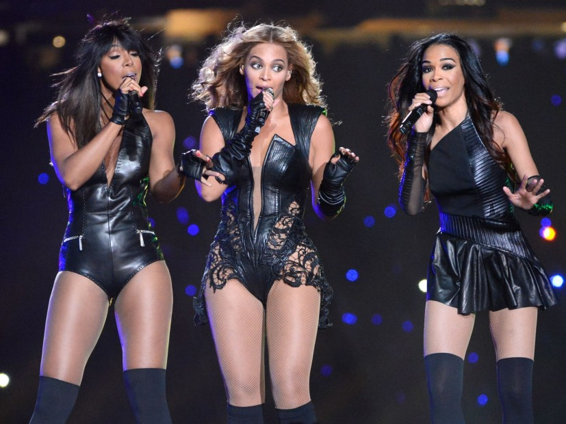 Destiny's Child, according to reports, Reuniting At Coachella tonight