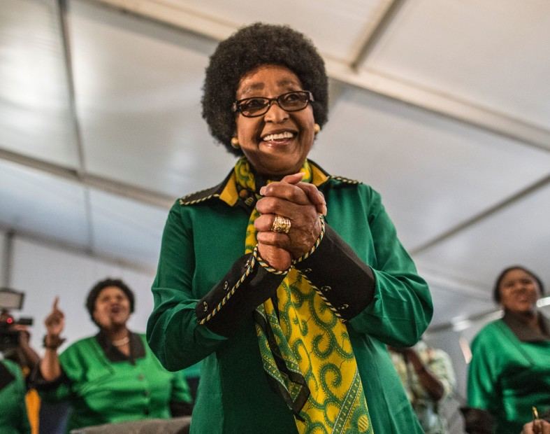 El Hip Hop De Luto Por La Muerte De Sudáfrica Activista Winnie Mandela