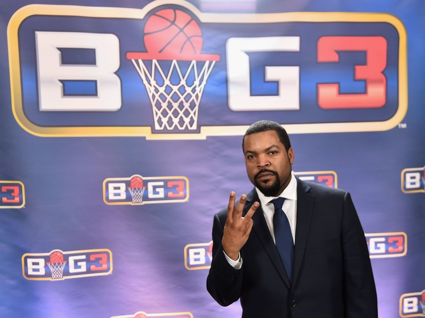Ice Cube Suing BIG3 Investors For $1.2 Billion