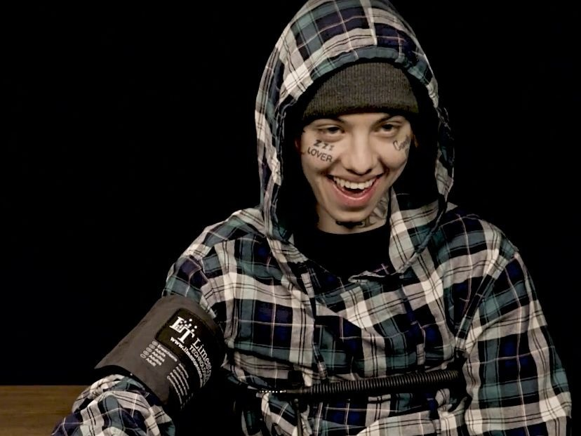 Lil Xan Takes Lie Detector Test