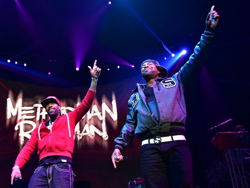 "Method Man Admits His Live Shows Were ""Chaotic"" Until Redman Set Him Straight"