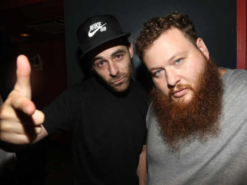 """The Alchemist of the press """"Lunch Meat"""" EP With Action Bronson"""