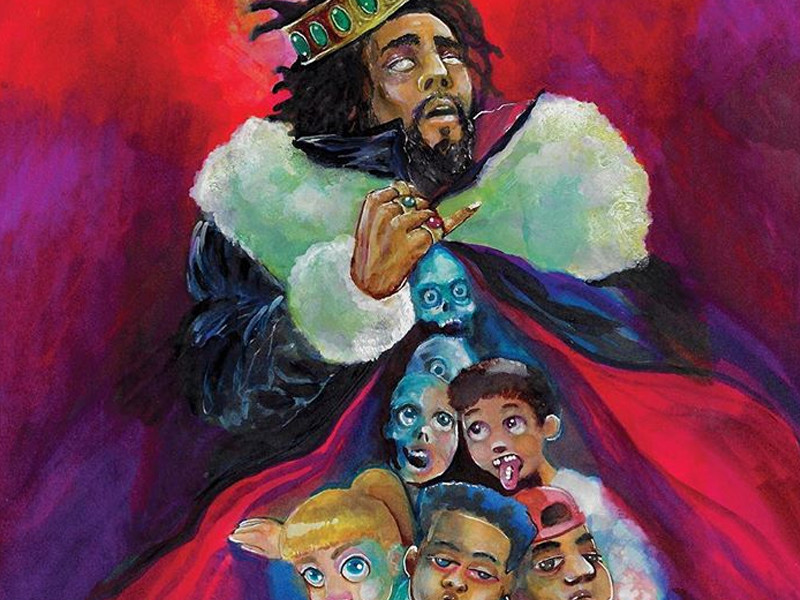 "J. Cole's ""KOD"" Album Certified Gold"