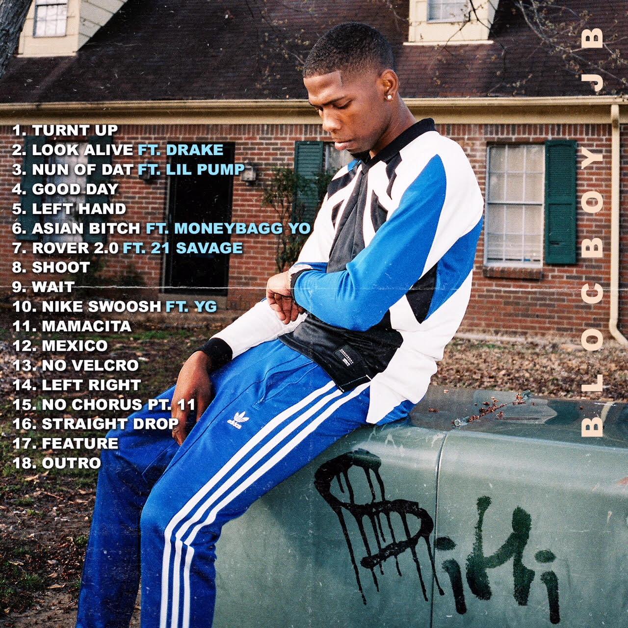 "BlocBoy JB Releases ""Simi"" Mixtape"