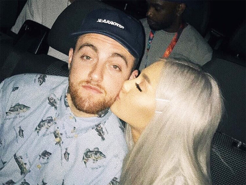 Twitter Defends Ariana Grande Against The Death Blame Mac Miller Trolls