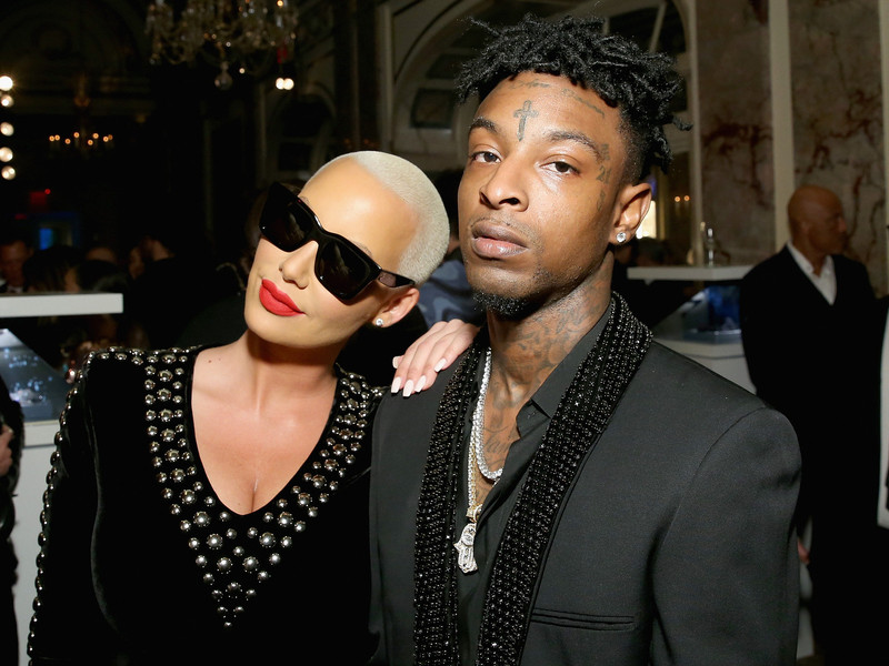 Shoot The Shot: Amber Rose Still Loves 21 Savage