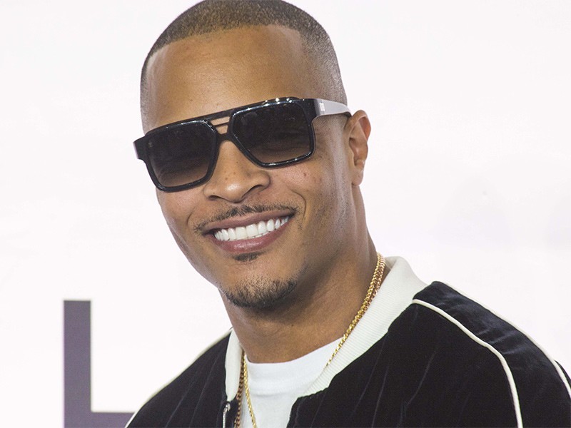 T. I. Arrested Outside Her Gated Community For Public Drunkenness