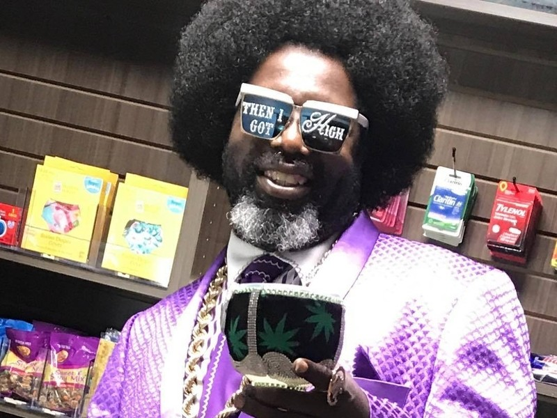 Afroman Settles Lawsuit Over Punching Woman During Performance
