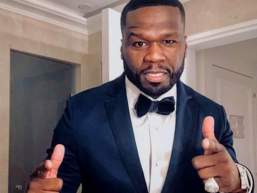"50 Cent Laughs Off NYPD Investigation Into His ""Get The Strap"" Catchphrase"