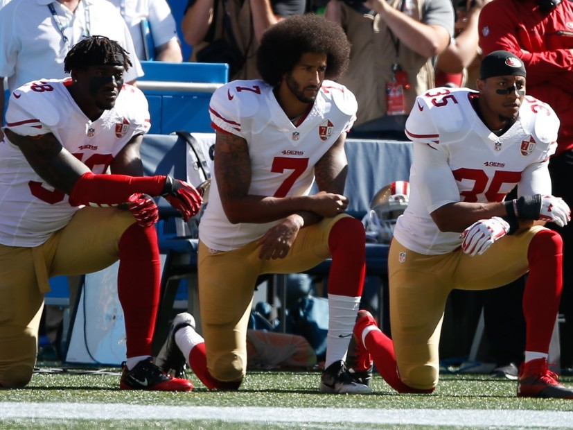 Hip-Hop has A Knee In the NFL the New National Anthem of the Policy