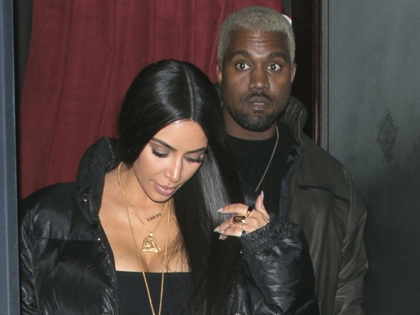 Kim Kardashian Drags Rhymefest While The Defense Of Kanye West