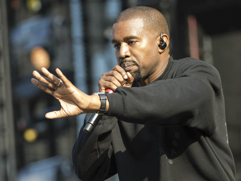 """Kanye West Denies Being """"Stumped"""" By Jimmy Kimmel's Trump Question"""