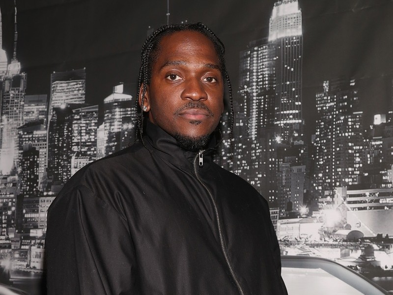 "Pusha T Claims Drake Is A Deadbeat Dad In ""The Story Of Adonis"" Diss Track"