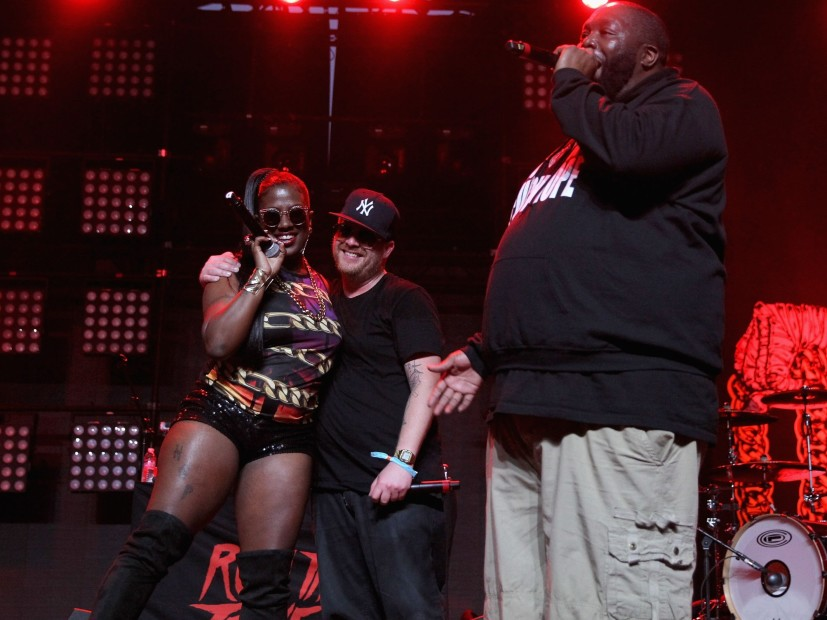 "Run The Jewels & Gangsta Boo Drop ""Stay Gold (Remix)"" Ahead Of Adult Swim's Festival"