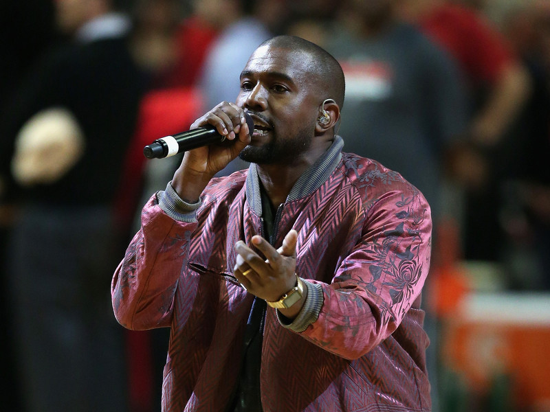 "Kanye West's ""Ye"" Available On Streaming Services"