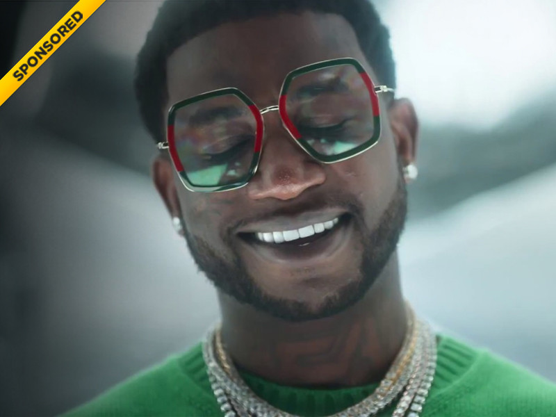 "Gucci Mane, Migos, And Lil Yachty Ice Cream With Diamonds And Kandypens In ""Solitaire"" Video"