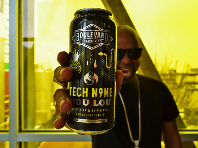 Tech N9ne & Boulevard Brewing Introduce