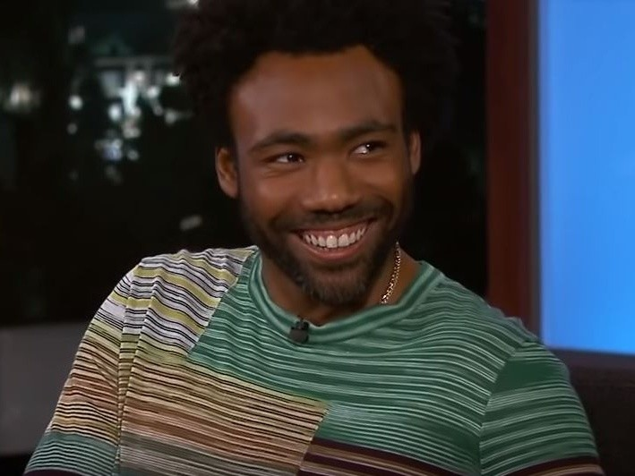 Donald Glover Hasn't Been Online Since