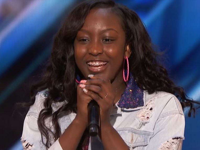 "Meet Flau'jae: ""America's Got Talent"" Contestant Shares Emotional of Gun Violence Rap"