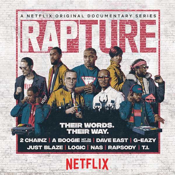"""Rapture"" Soundtrack To Feature Nas, G-Eazy, T.I., Rapsody & More"