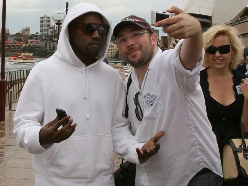 Kanye West Es Oficialmente El Más Popular Entre La Gente Blanca De Acuerdo A La Reciente Encuesta