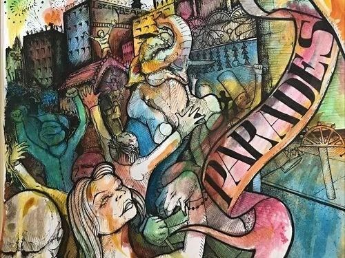 """Lazerbeak & Longshot Anunciar """"Desfiles"""" Álbum"""