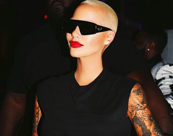 """Amber Rose On Lil Pump Dating Rumors: """"I'm Old Enough To Be His Mother"""""""