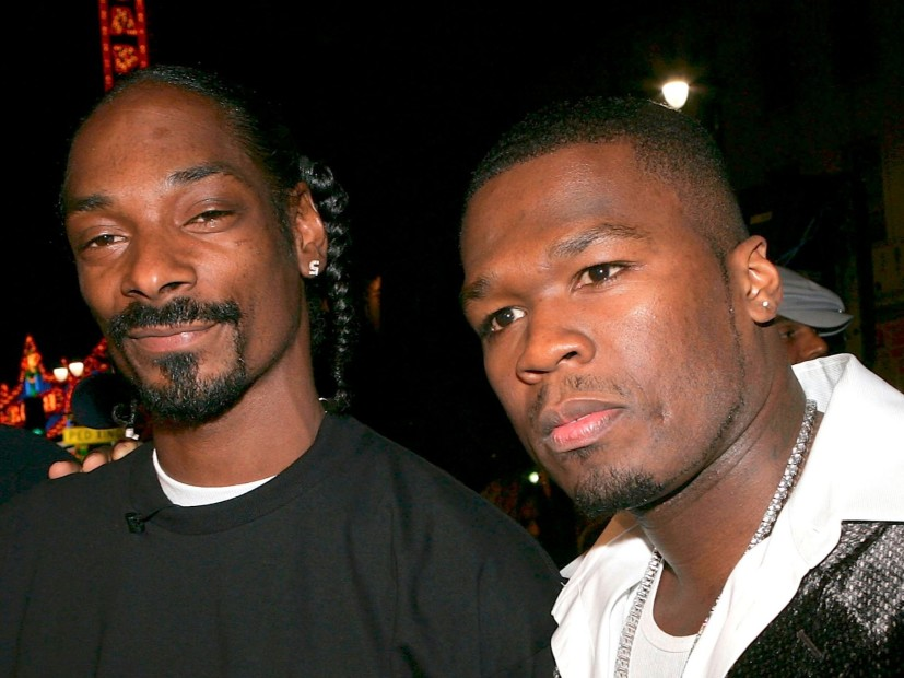 #IfSlaveryWasAChoice: Snoop Dogg & 50 Cent Cover-Up Of Kanye West