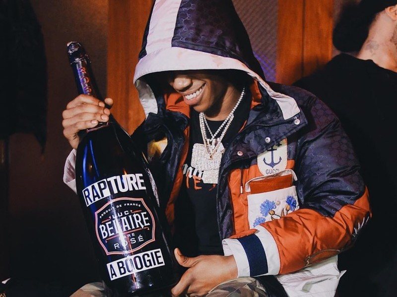 Nipsey Hustle And Bustle, A Boogie Wit Da Hoodie, Rapsody, Trina And More A Part Of The Luc Belaire Icon Bottle Series
