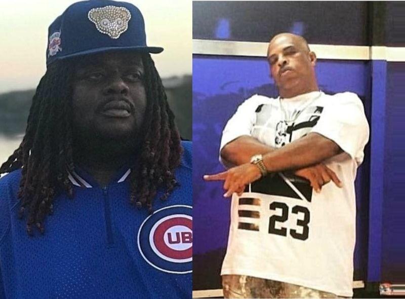 Houston Rapero Big T de la Muerte Conduce A la Confusión