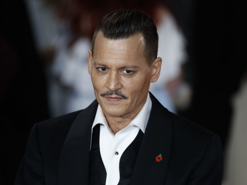 Johnny Depp Supuestamente Wilded En Tupac Y Biggie Thriller Conjunto