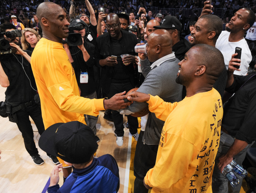 "Kobe Bryant Gives Honest Reaction To Kanye West, ""Slavery Is A Choice"" Comments"