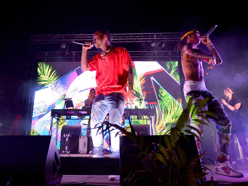 Rae Sremmurd's Spotify SR3MM Fest Highlighted Their Equally Strong Solo Sets