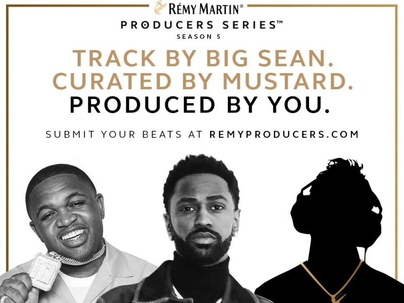 Big Sean & DJ Mustard Firm By Rémy Martin of the Producers of the Series