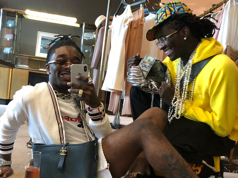 Instagram Flexin: Young Thug Gives His Account To Lil Uzi Vert