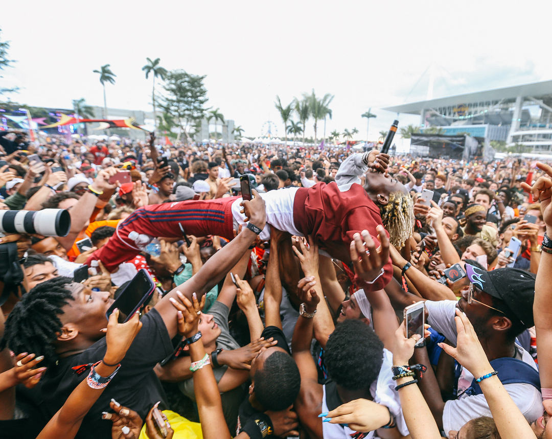 yung bans rolling loud 2018