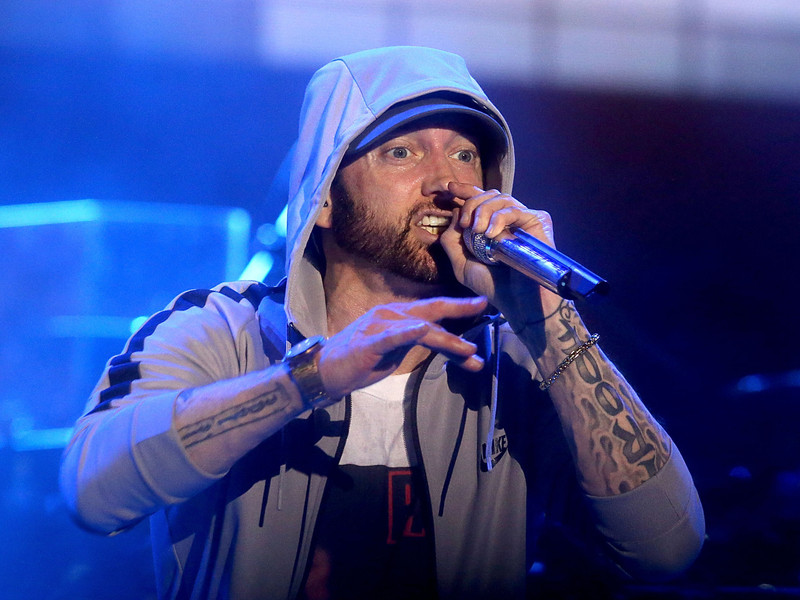Eminem's Manager Denies Use Of Gunshot Sound Effect At Bonnaroo 2018