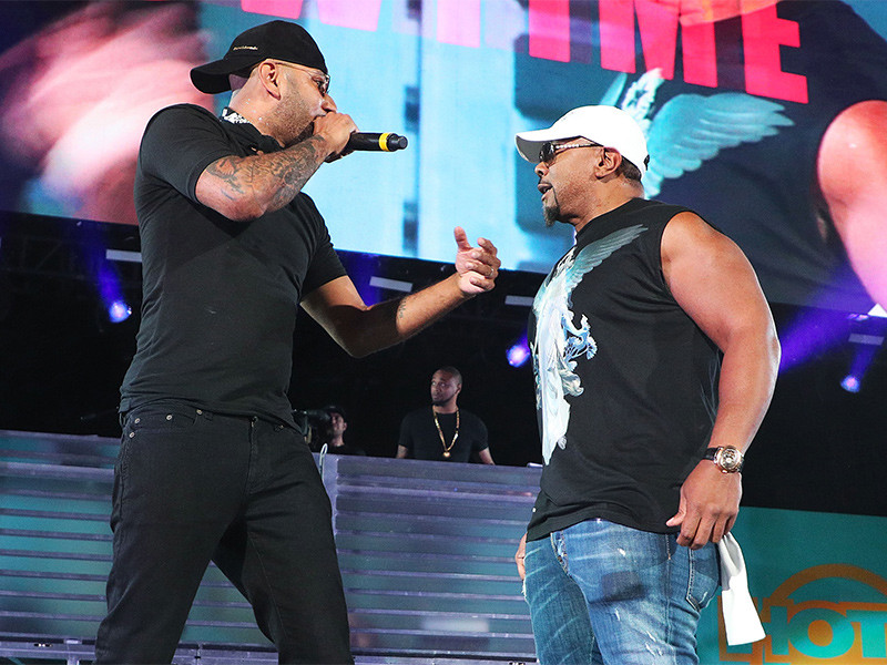 Swizz Beatz & Timbaland Go Head-To-Head For The Summer Jam Beat Battle