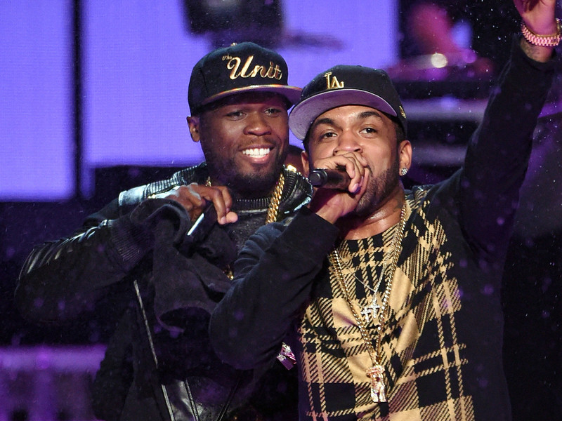 50 Cent Announces Lloyd Banks' Exit From G-Unit Records
