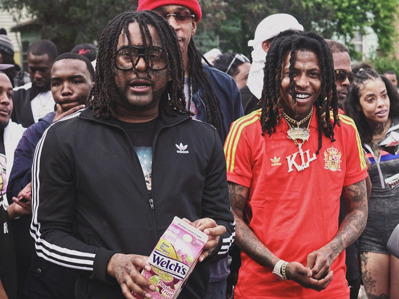 "03 Greedo & Nef The Pharaoh Drop ""Porter 2 Grape"" EP"