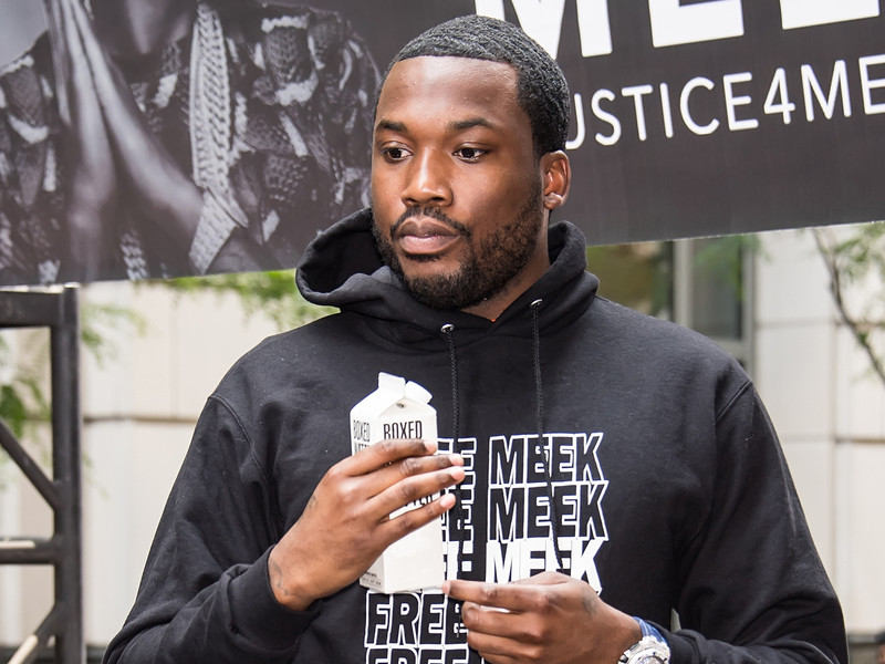 Meek Mill Concert Shooting Victims' Families Reportedly Demanding $6M