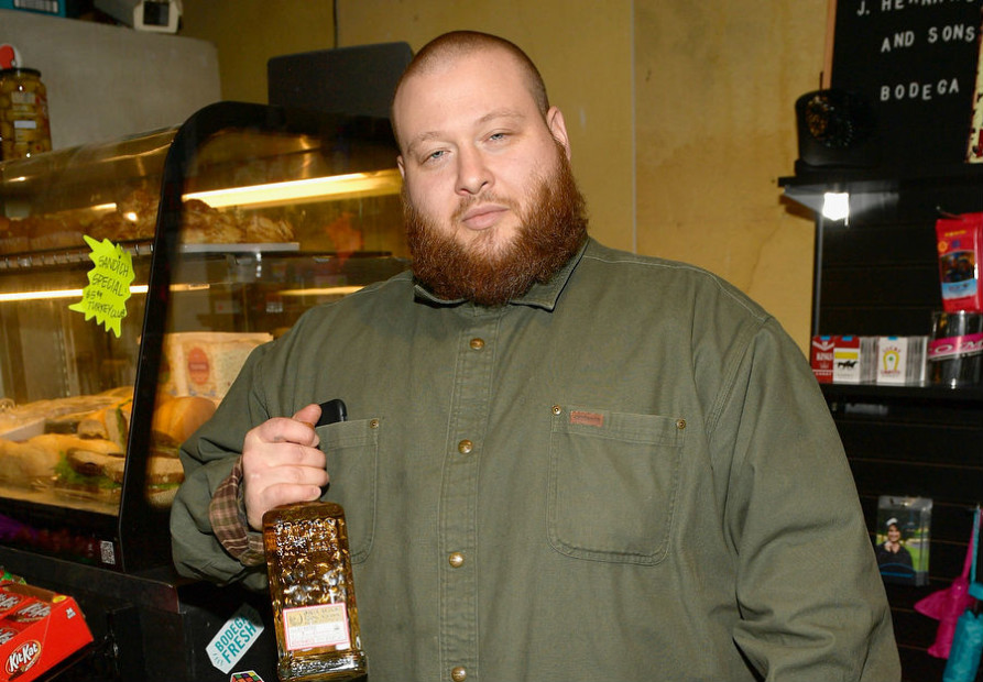 Action Bronson's Shaved His Beard And Twitter Shook