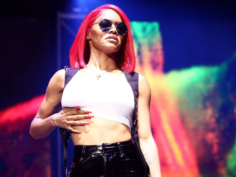 """Teyana Taylor Plans To Shoot Music Videos For All, """"K. T. S. E."""" Of The Song"""