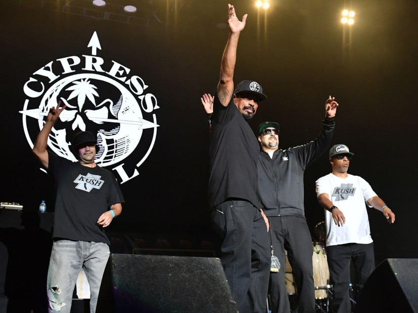 Cypress Hill To Receive Star On The Hollywood Walk Of Fame