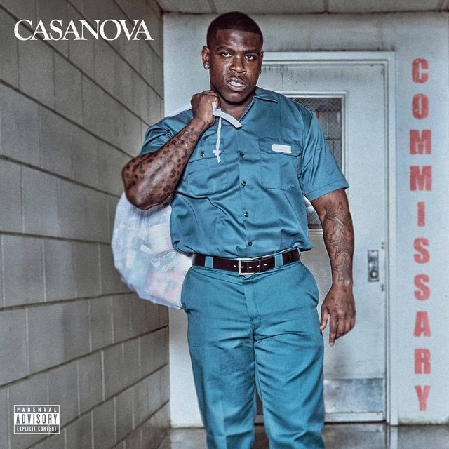 "Review: Casanova's ""Commissary"" EP Is Hard-Knock Honest"