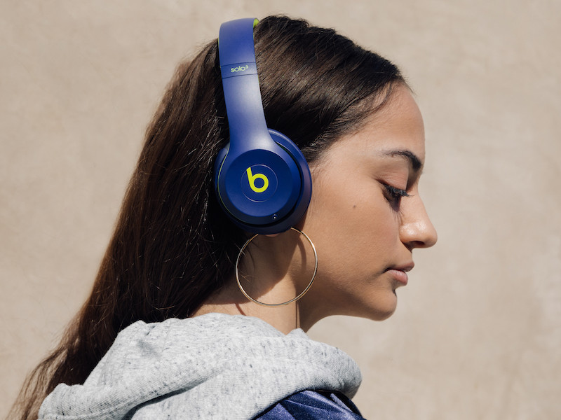 Beats By Dre Introduces Colorful Curated POP Collection