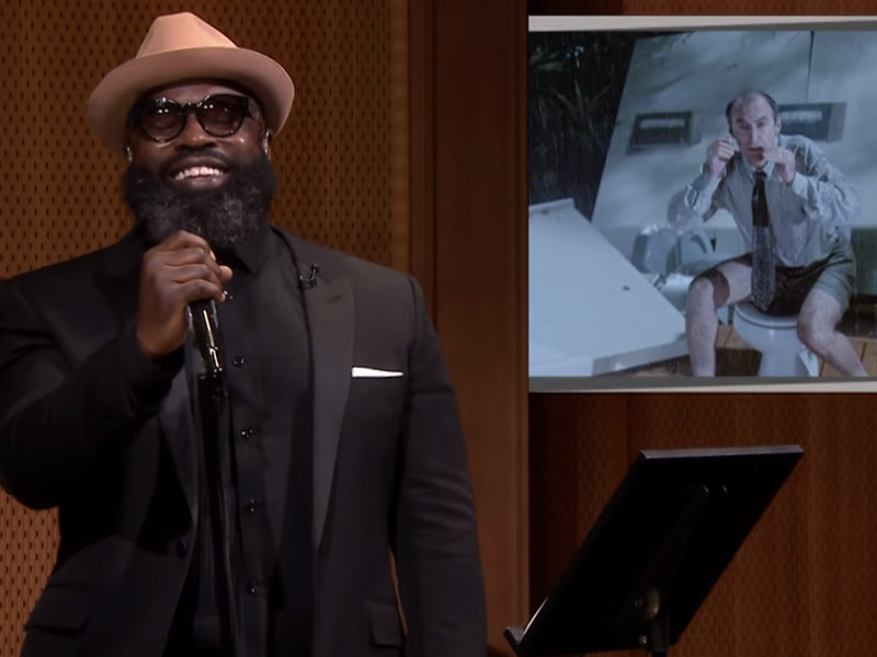 "Black Thought Raps Summary Of ""Jurassic Park"" Series"