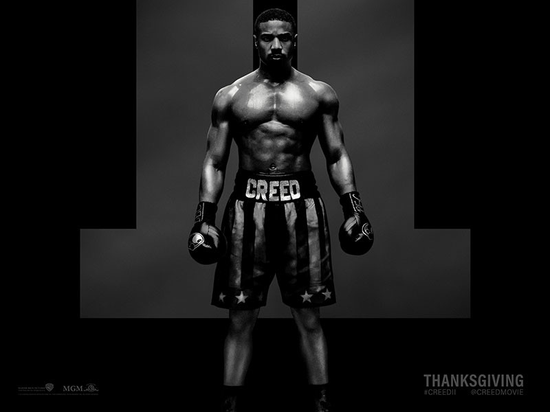 """Michael B. Jordan Power Punches In the Official """"Creed II"""" Trailer Powered By Kendrick Lamar Music"""